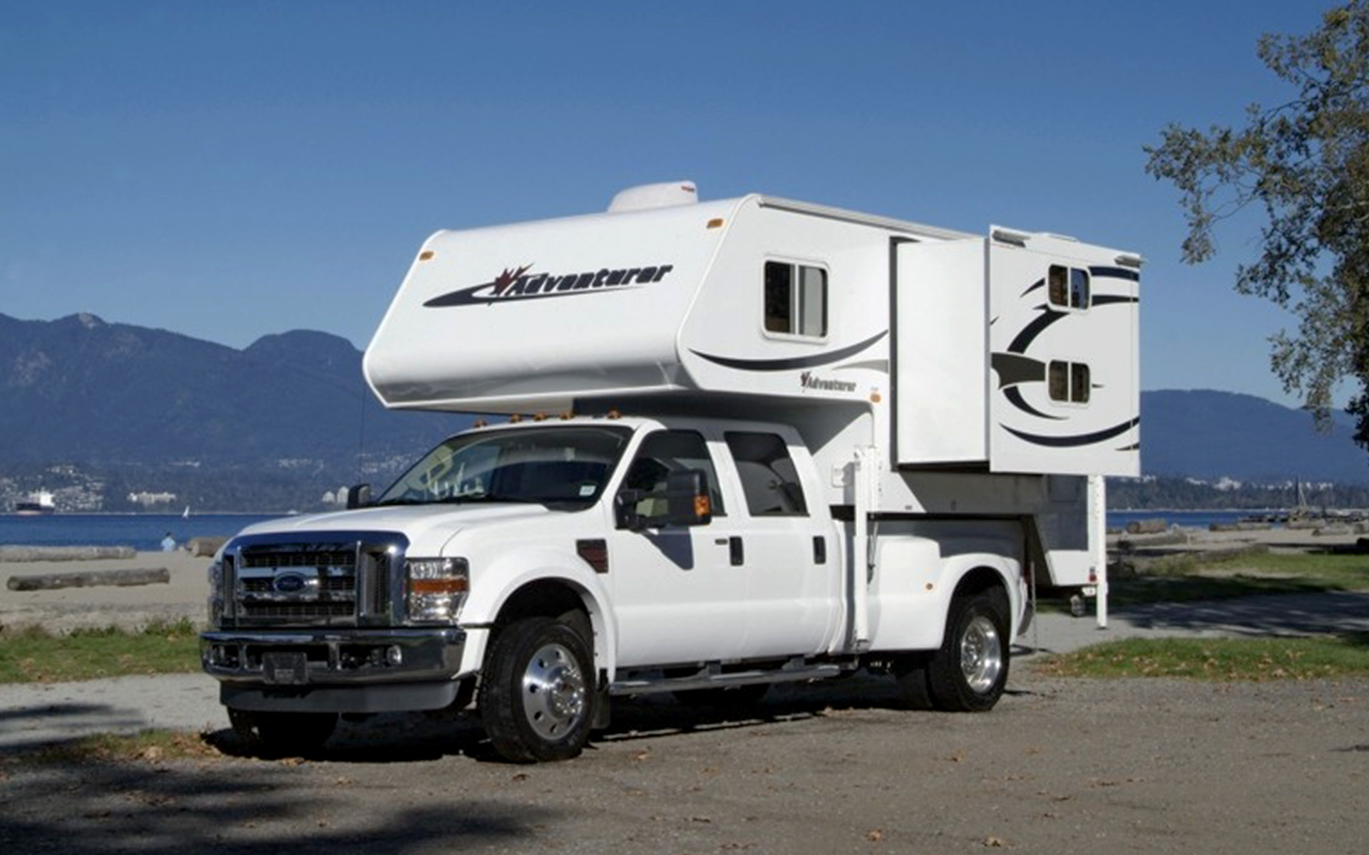 Truck Camper Kanada  bestCAMPER