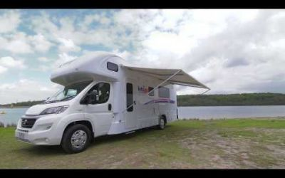 Lets Go Motorhomes – 4 Bett Conquest Royale