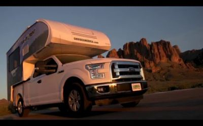 Cruise Canada – T17 Truck Camper