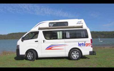 Lets Go Motorhomes – 2 Bett Hitop