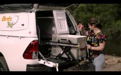 Britz Rentals – 4WD Outback