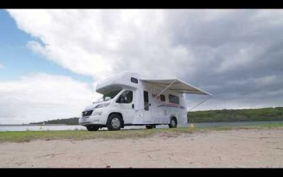 Lets Go Motorhomes – 4 Bett Conquest