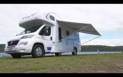 Lets Go Motorhomes – 6 Bett Conquest