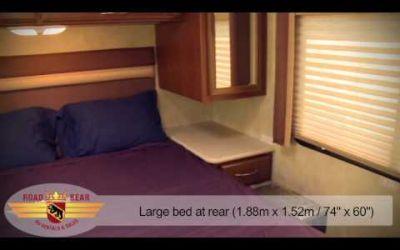 Road Bear – Class A Motorhome 30-32 ft