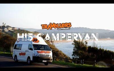 Travellers Autobarn – HI 5 Camper